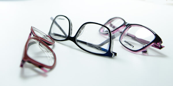 Brillenmode bei Optik Habig